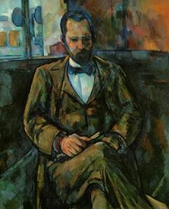 Cezanne, Ambroise Vollard, 1889
