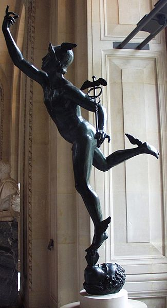 Giambologna Mercury