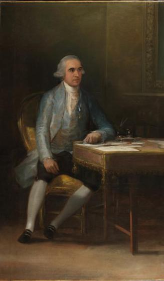 Goya Portrait of Don Francisco de Saavedra